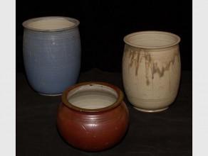 Va01 – Vases rond et ovales